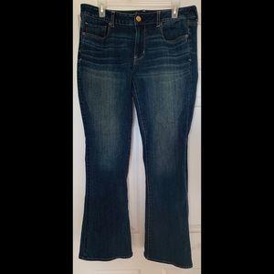 American Eagle) Women's Skinny Kick Jeans